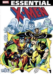 """""""X-MEN"""" - Marvel essential"""