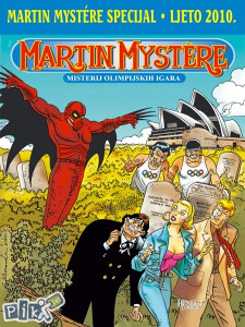 martin mistere specijal br.11 misterij olimp.