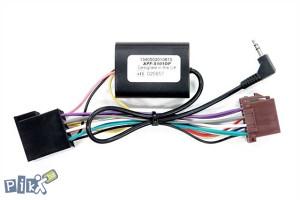 Adapter za komande na volanu Opel za Alpine radio