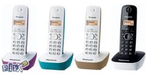 TELEFON PANASONIC KX-TG1611