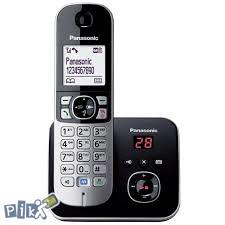 TELEFON PANASONIC KX-TG6821FXB