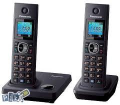 TELEFON PANASONIC KX-TG7852FXB