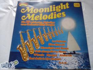 Orchester Billy Vaughn – Moonlight Melodies lp