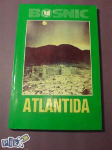 knjige, Ahmed Bosnić, Atlantida