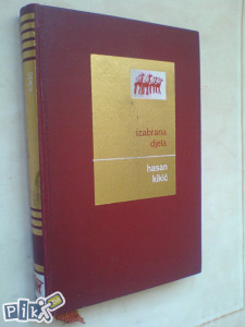 knjige Hasan Kikić: Izabrana djela pjesme, pripovijetke