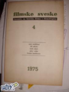 Filmske sveske 4 / 1975