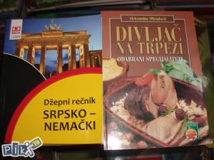 Srpsko-nemački džepni rečnik / njemački rječnik