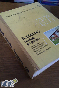 Katalog tipskih projekata /građevina, arhitektura
