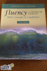 Fluency / skills, concepts, capabilities / engleski