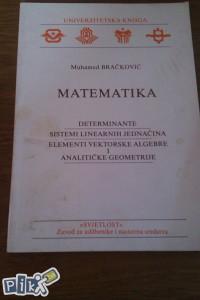 Matematika / determinante sistemi linearnih jednačina