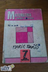 Matematika / zbirka zadataka 7