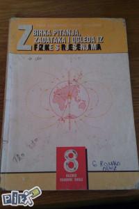 Zbirka zadataka iz fizike sa rješenjima 8 / fizika