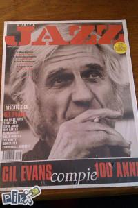 Jazz / časopis sa CD-om / muzika