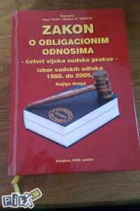 Zakon o obligacionim odnosima / pravo