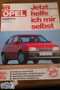 Opel kadett E / opel kadet