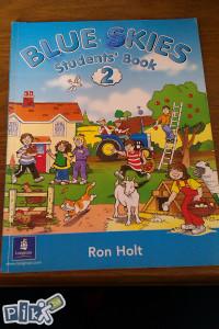 Blue skies / students book 2/ engleki
