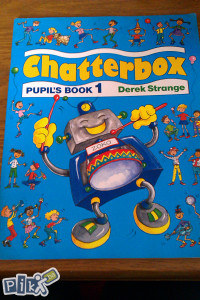 Chatterbox / Pupils book 1 / engleski