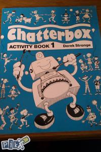 Chatterbox / activity book 1 / radna sveska /engleski