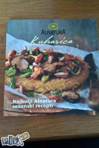 Kuharica / sezonski recepti / kuvar, kuhar