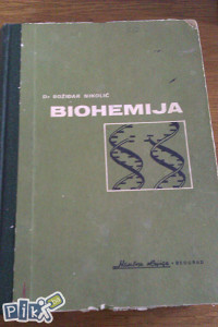 Biohemija / hemija, kemija