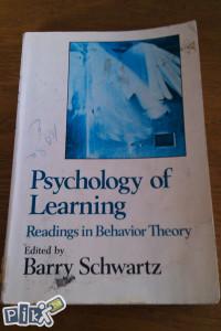 Psychology of learning / engleski