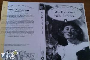Mrs Dalloway / Virginia Woolf / engleski