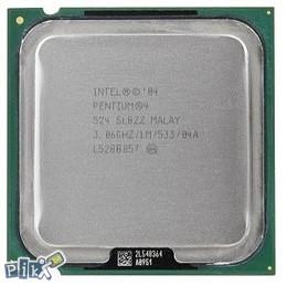 Procesor Intel Pentium 524 3.06GHz