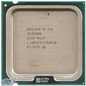 Procesor Intel Celeron 420 1.60GHz