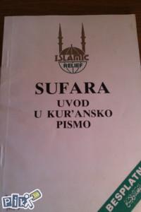 Sufara / uvod u Kur'ansko pismo / islam