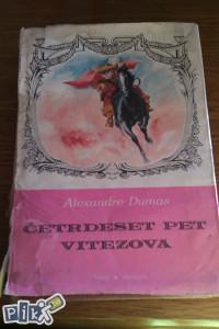 Četrdeset pet vitezova / Aleksandar Dima