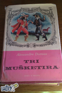 Tri mušketira / Aleksandar Dima