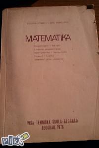 Matematika / determinante, vektori...