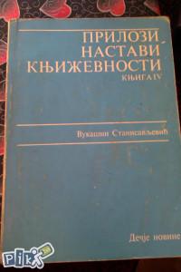 Prilozi nastavi književnosti / književnost