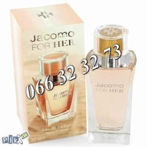 Jacomo For Her 100ml EDP Tester Ž 100 ml