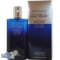 Davidoff Cool Wather Night Dive edt 125ml
