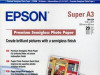FOTO PAPIR EPSON PREMIUM SEMIGLOSSY A3+ C13S041328