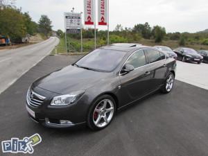 Opel Insignia 2.0 CDTI Automatik SPORT OPC Line 160 KS *