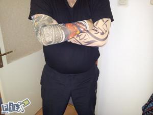 tatto rukav