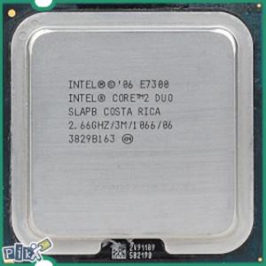 Intel Core2Duo Core 2 Duo E7300