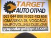 Airbag Volana Toyota Yaris 2005