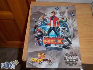 Album Generator Rex
