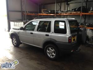 Land Rover Freelander 2.0d Dijelovi