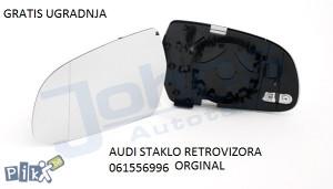 Staklo retrovizora AUDI SVA STAKLA 061556996