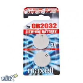 Litijumska Baterija MAXELL CR2032 3v