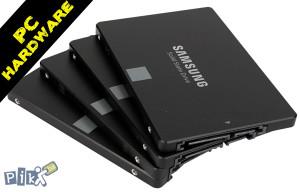 Samsung 850 Evo 500GB SSD Novo!!!