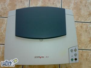 Stampac,kopir,skener lexmark x75