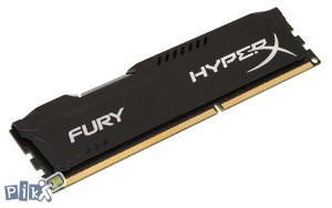 RAM DDR3 8GB KINGSTON HyperX Fury 1866MHz (2058)