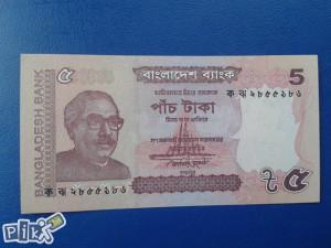 Novčanice BANGLADEŠ--UNC