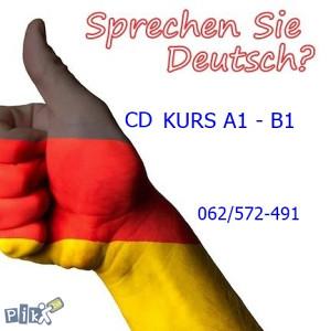 Kurs njemački jezik A1 - B1