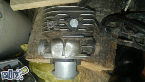 husqvarna 372xp cilindar stublina